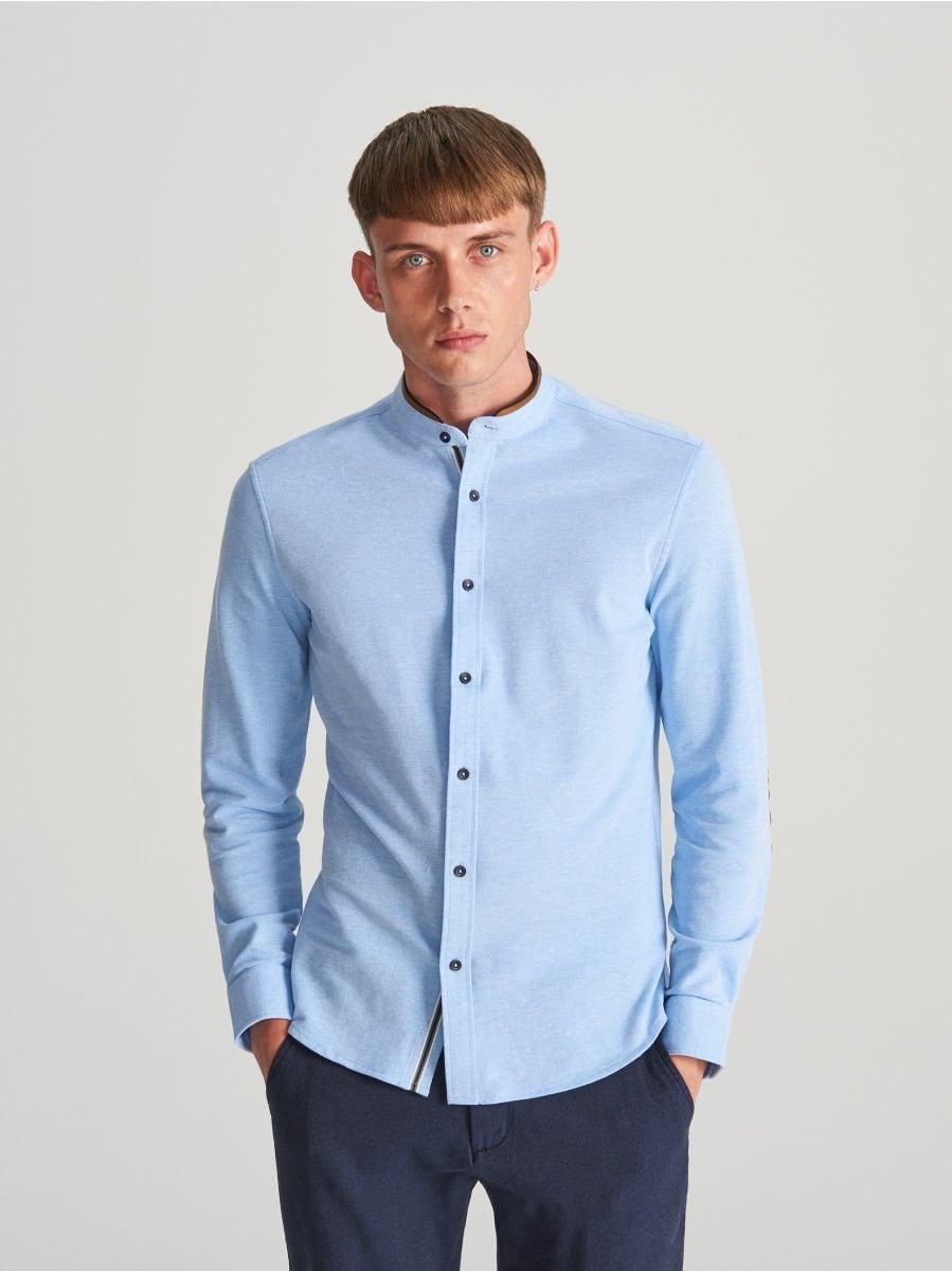 Buy online! Men`s shirt , RESERVED, WG577-05X