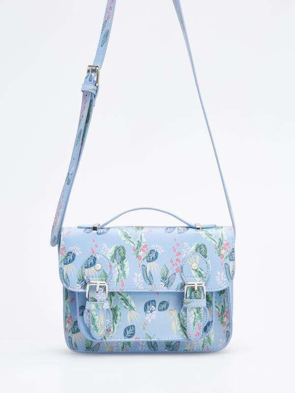 08f16058c4 Okrúhla kabelka s povrazovou rúčkou · Messenger taška - modrá - VQ706-50X -  RESERVED