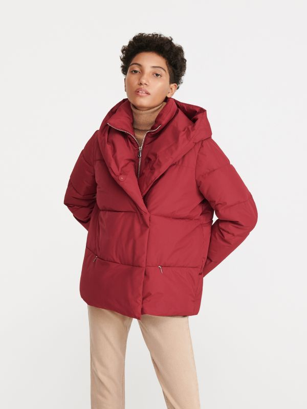08332af6b668 Ladies` outer jacket · Quilted jacket - red - VY471-33X - RESERVED