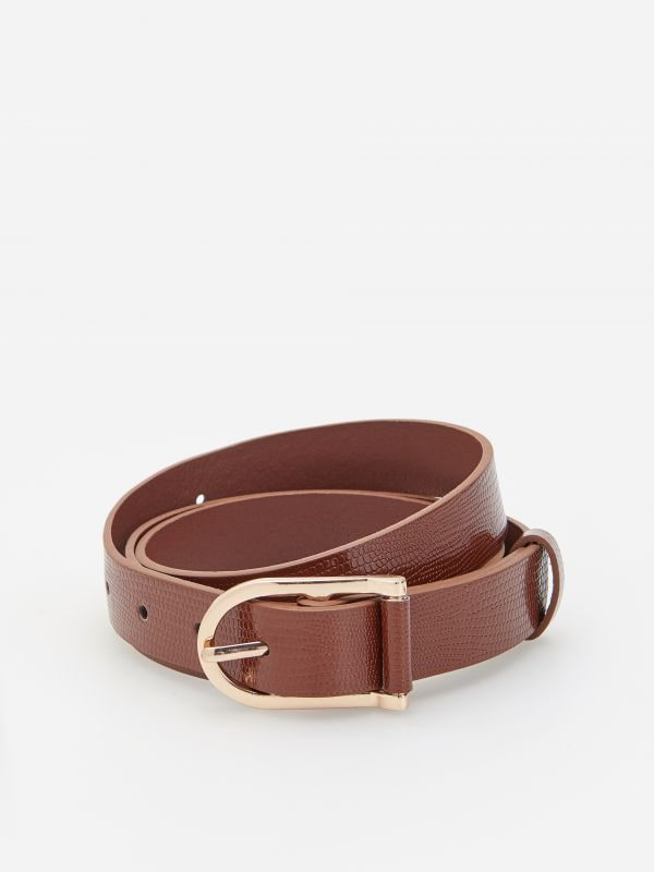19e2a2b6138 LADIES` BELT · LADIES` BELT - oranž - WV164-28X - RESERVED